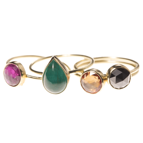 Precious Stackables Ring